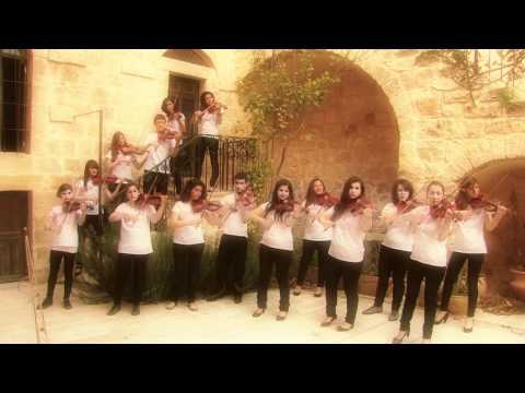 Palestine Strings Performing manvals q