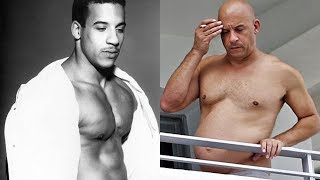 Vin Diesel - Transformation From Baby To 51 Years Old