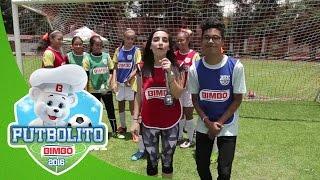 Entrenando con los semifinalistas #FutbolitoBimbo | Leo Cuéllar, Fer Urdapilleta y Benny Emmanuel