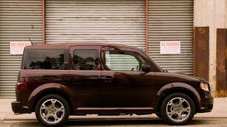 #5717. Honda Element SC 2007 (супер видео)