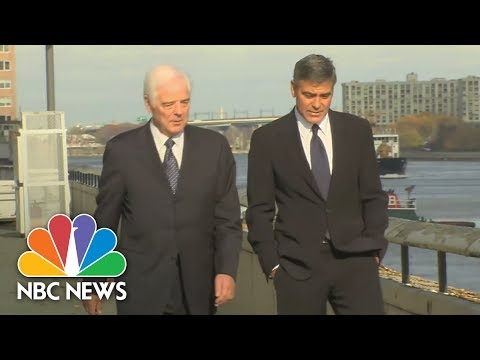 Nick Clooney Talks About His Son, George | Dateline | NBC News