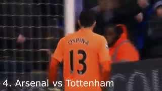 David Ospina Top 5 Saves