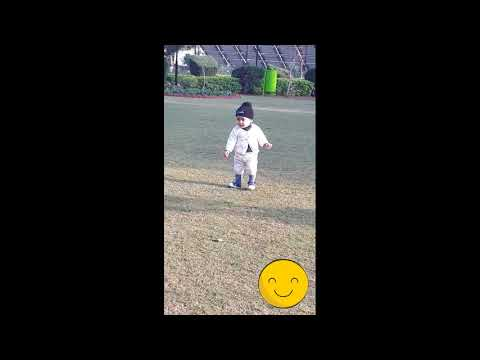 Baby Learn To Walk funny | #Shorts |#youtubeshort