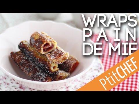 recette-de-wraps-de-pain-de-mie---ptitchef.com