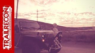 Halloween Jeep Night Run with the San Diego Jeep Club