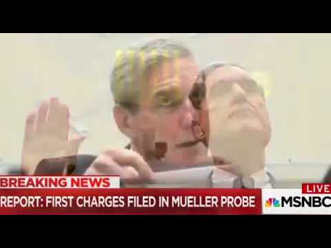 BREAKING! Panic in Washington as Mueller files charges
