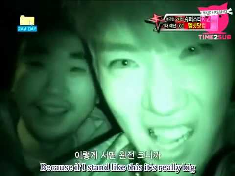 [TIME2SUB] 100310 2AM Day EP1 (eng subs) 2/2