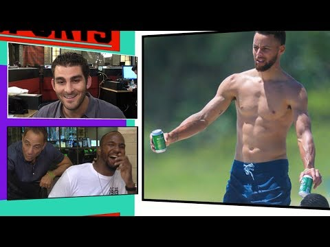 Steph Curry Is Ripped!   TMZ Sports