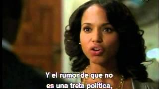 Scandal 2x11: A criminal a whore an idiot and a liar (Subtitulado)
