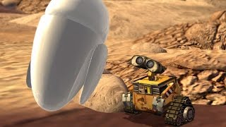 WALL-E - Part 4 [Playstation 3 Gameplay]