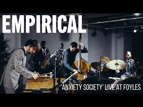 EMPIRICAL - Live at Foyles London - 'Anxiety Society' - T.Farmer