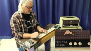 Dr. Z Surgical Steel Demo - Mike Daly & Dave Baker