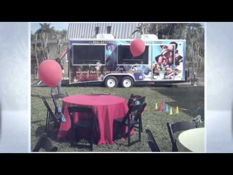 GAMES ON WHEELS USA IS THE BEST MOBILE VIDEO GAME TRUCK IN M