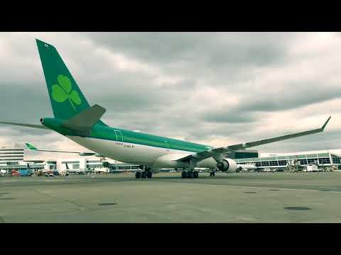 Aer Lingus Is At SeaTac!