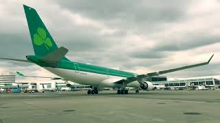 Aer Lingus Is At SeaTac!