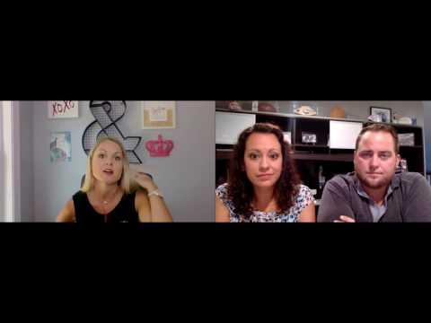 The Entrepreneurs Wife™ Interview -   Alexis and Kris Dehnert