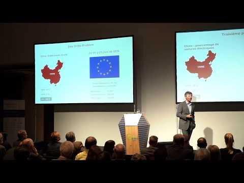 AEE SUISSE Kongress 2018: Prof. Dr. Ferdinand Dudenhöffer