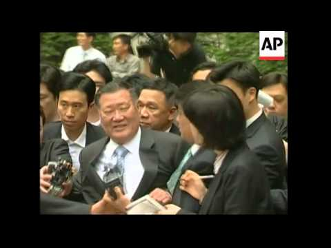 Court upholds suspended sentence for Hyundai chairman