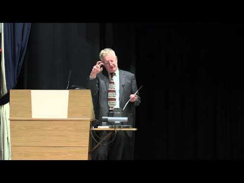 Timothy Williamson: Speculative Philosophy (Annual Lecture, 2016)