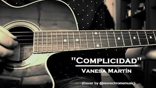 Complicidad Vanesa Martín (Cover)