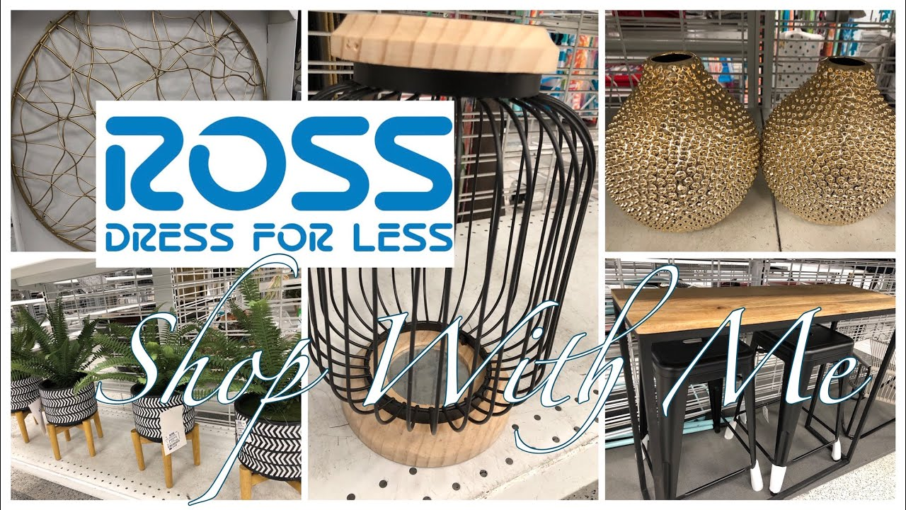 ROSS ~ SHOP WITH ME ~ WHAT'S NEW?