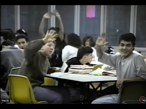 Wayne Hills 1989 1990 Vintage Video Yearbook
