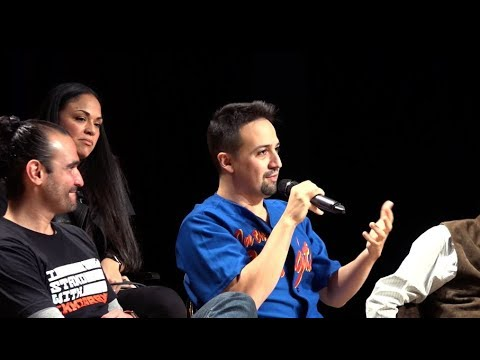 """BroadwayCon '18 """"In The Hights"""" 10 years later Pt  1 #bwaycon2018"""