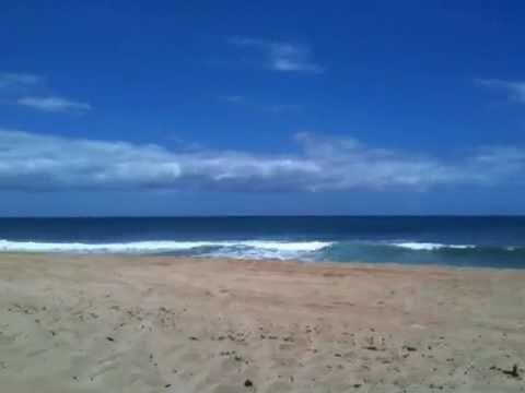 Kauai Beaches: MacArthur Park Kekaha Beach, Kauai, Hawaii