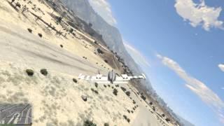 GTA 5 [Flying Around] PC-HD GTX970