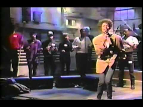 Whitney Houston - All The Man I Need (SNL 1991 Rehearsal) - 2