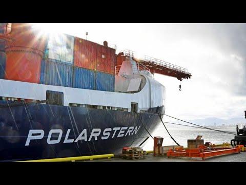 euronews (en español): El  mayor buque científico de todos los tiempos navega ya rumbo al corazón del Polo Norte