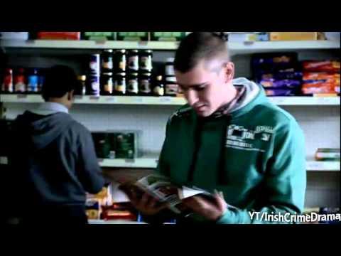 LOVE/HATE : Robbie gets shot | Action Scene | HD