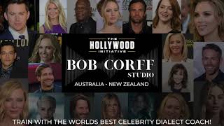 The Hollywood Initiative:Online Classes with Bob Corff Celebrity Vocal Coach. Australian & NZ Actors
