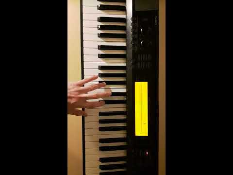 Bb13 - Piano Chords - How To Play
