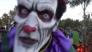 Halloween parade Toverland 14-10-2017