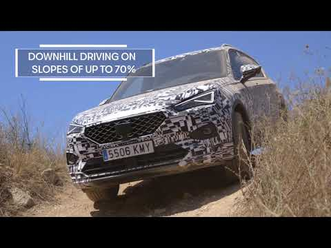 SEAT Tarraco on and off road performance - Unravel Travel TV