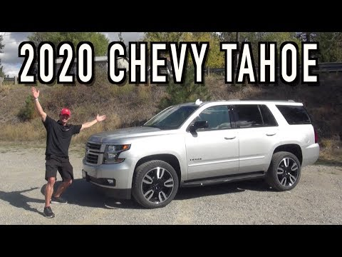Let's Go! 2020 Chevrolet Tahoe on Everyman Driver