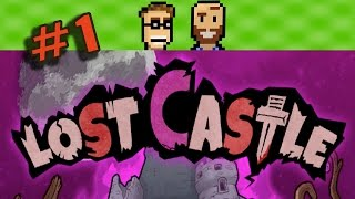 Lost Castle - a 2016 Steam game (Castle Crashers-y) under $10 - Let
