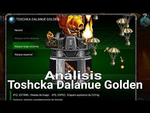 MSA - Toshcka Dalanue Golden - Análisis de Unidades