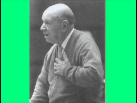 Pablo Casals-Song of the birds