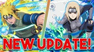 Video 2.0 RELEASED! BLAZING AWAKENING! NEW MINATO + TSUNADE! | Naruto Shippuden Ultimate Ninja BLazing download MP3, 3GP, MP4, WEBM, AVI, FLV Agustus 2018