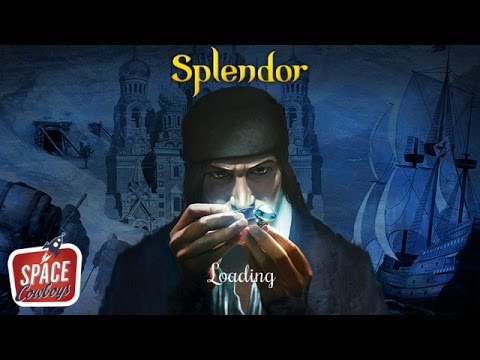 Splendor [By Days Of Wonder] Android iOS Gameplay HD