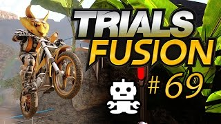 Trials Fusion Ep. 69 Hah, 69 Get it!? Like a sex thing