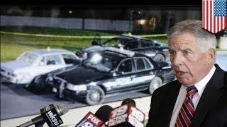 Полицейские Кливленда понесли наказание за кровопролитие, которое случилось в 2012 году