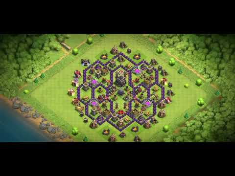 Link Base Coc Th 9 7
