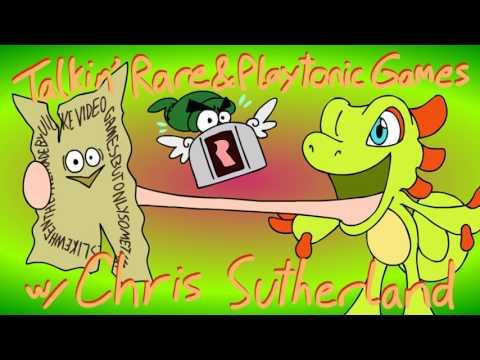 Talkin' Rare & Playtonic Games w/ Chris Sutherland (feat. Shadyvox) - Kirblog 6/17/17