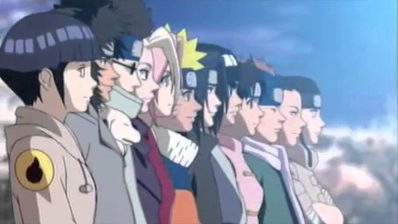【MAD】Attack on Titan/Naruto crossover Shingeki no Kyojin 進撃の巨人 OP