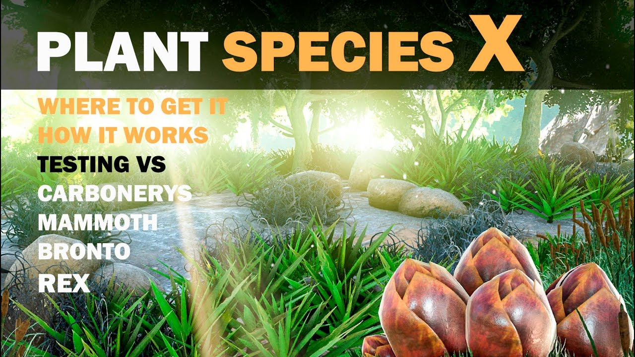 Ark survival evolved plant species x how to get it how for Plant x ark aberration