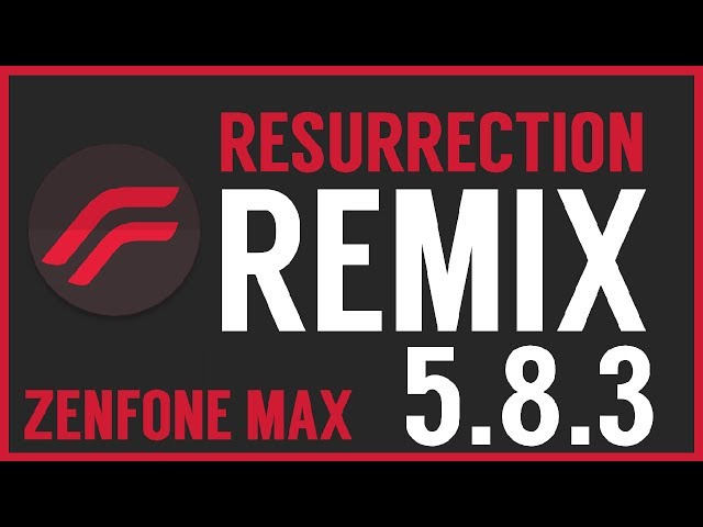 ROM] [7 1 2] [UNOFFICIAL] [Z010D] [VoLTE] Resurrection Remix
