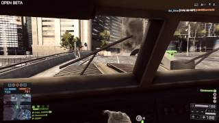Battlefield 4 Beta (PC) - MRAP [FULL HD]